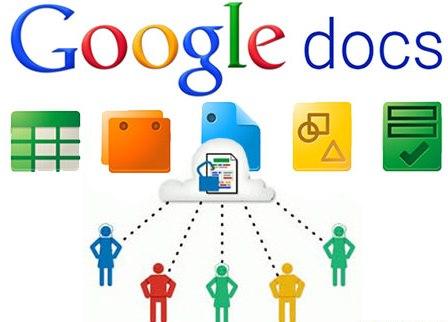Как создать гугл док?