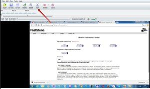 FastStone Capture для записи видео с экрана