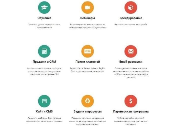 Платформы для онлайн-школы. GetCourse