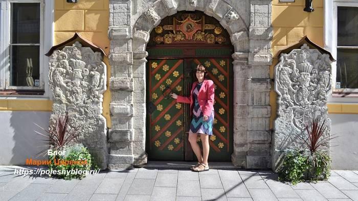 Мария Царенок, Таллинн, июнь 2018