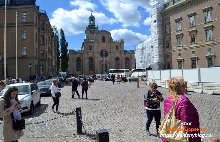Стокгольм, июнь 2018, конференция Питеринфобиз