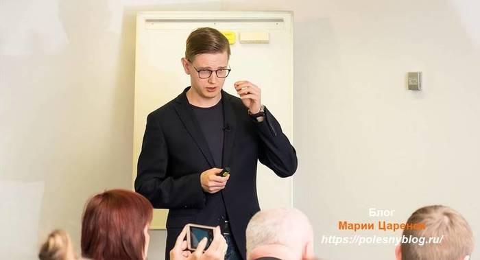 Антон Михайлов, Питеринфобиз-2018