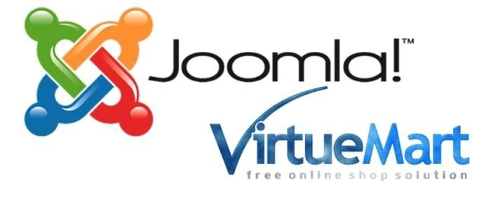 CMS Joomla! с плагином VirtueMart. Рейтинг CMS для интернет-магазинов