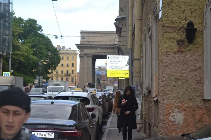 Улица Казанская - Питеринфобиз