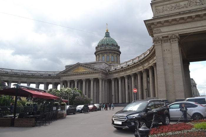 Казанский собор - Питеринфобиз